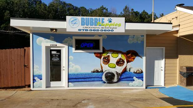 Contact Bubble Puppies Grooming